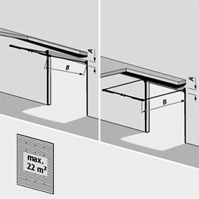 sistem de culisare T240