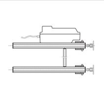 Actuator Rack dual