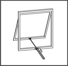 Montaj pe ferestre fara pervaz